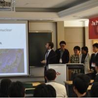 第3回日韓学生・若手研究者セミナーグループ討議